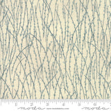 Moda Origami Willow Cream Teal