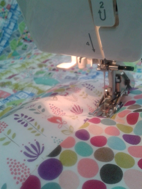 Patchwork Jelly Roll Quilt Sat 8th June 10.00am-4.30pm