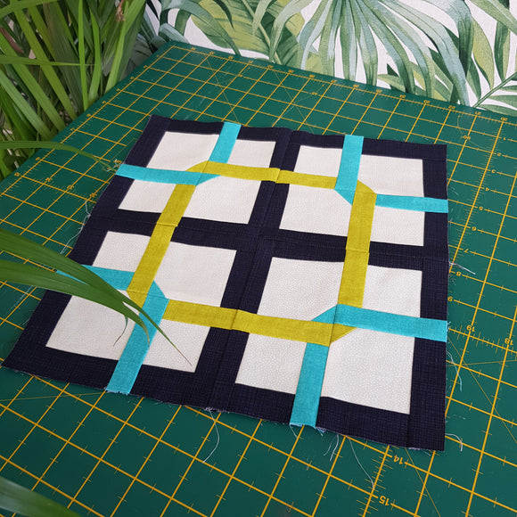 Patchwork (Block of the Month) from Mon 14th June 1.30pm-4.30pm