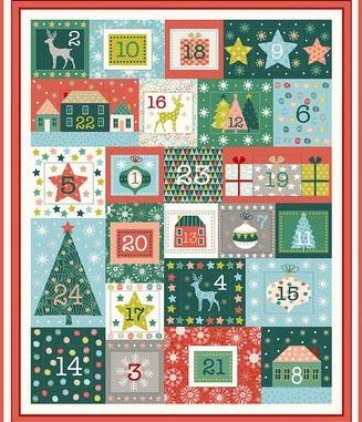 Advent Calendar Fri 25th Oct & 1st Nov 10.30am - 1pm