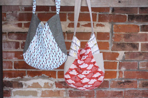 241 Tote Bag Pattern from Noodlehead