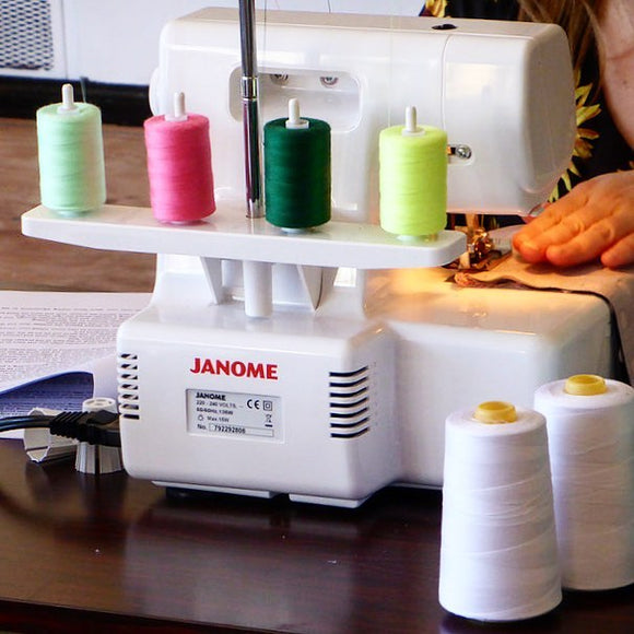 Overlocker Basics Workshop - Sat 24th April 10.00am-4.00pm
