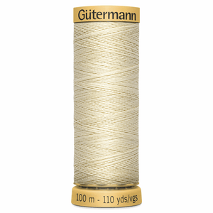 Natural Cotton Thread 100m Colour 0429