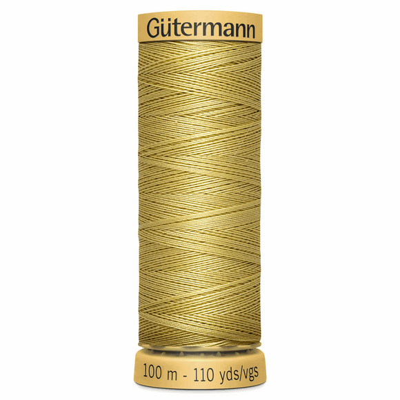 Natural Cotton Thread 100m Colour 0638
