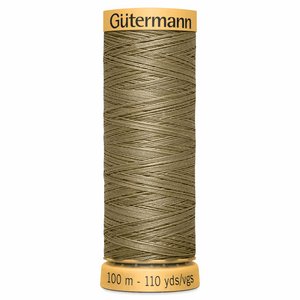Natural Cotton Thread 100m Colour 1015