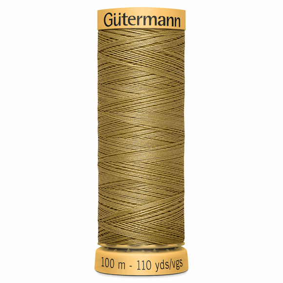 Natural Cotton Thread 100m Colour 1136