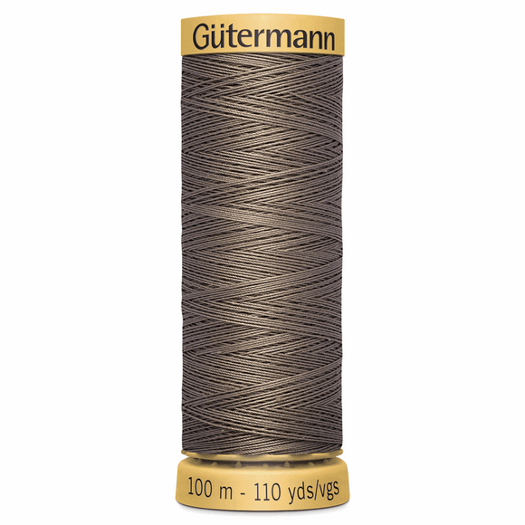 Natural Cotton Thread 100m Colour 1225