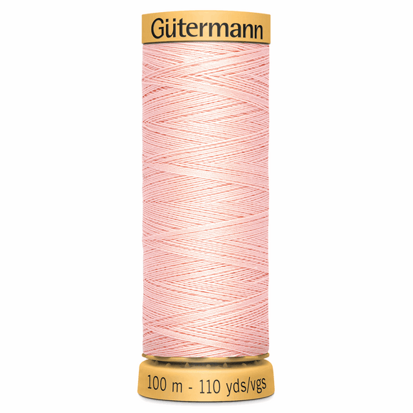 Natural Cotton Thread 100m Colour 2228