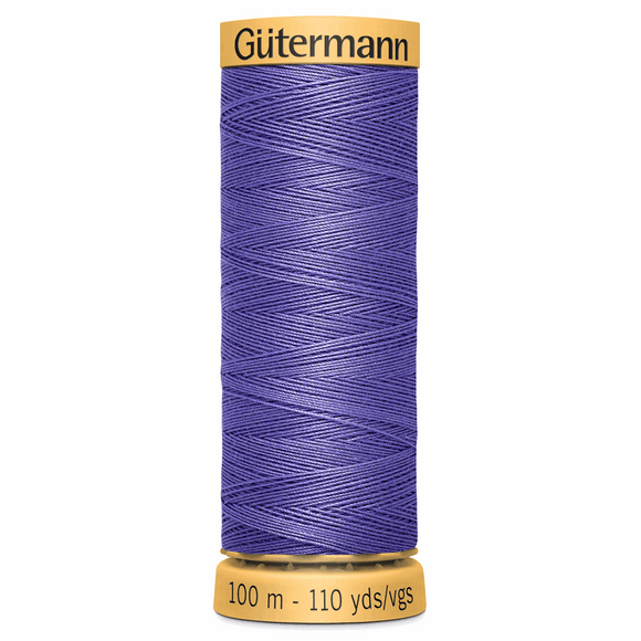 Natural Cotton Thread 100m Colour 4434