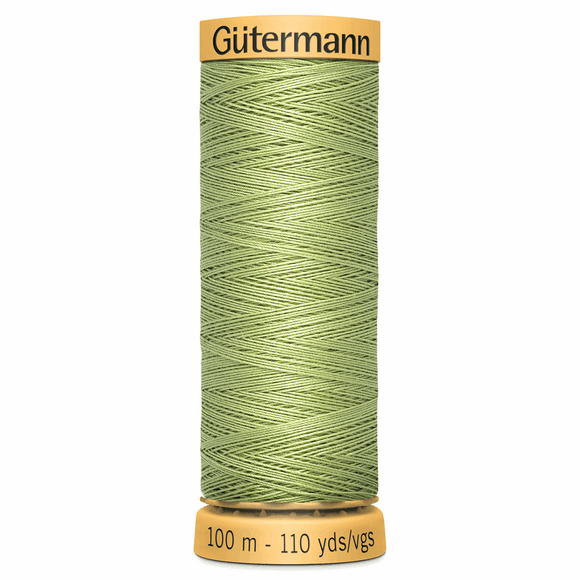 Natural Cotton Thread 100m Colour 9837