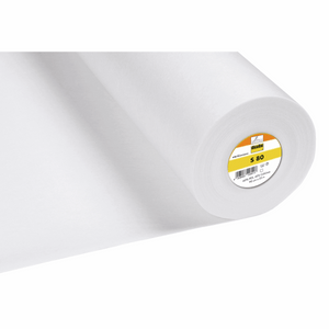 S80 Heavyweight Sew-In Nonwoven Interfacing White 30cm wide Vilene