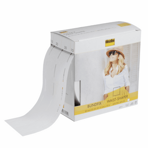 Waist-Shaper Fuse & Fold White 80mm Iron On by Vilene (70p per metre)
