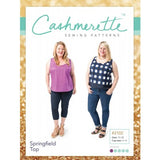 Springfield Top Pattern by Cashmerette
