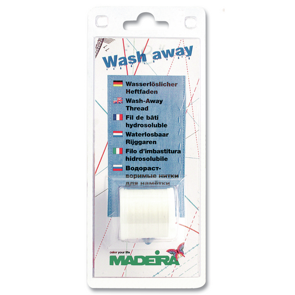Wash-Away Thread by Madeira