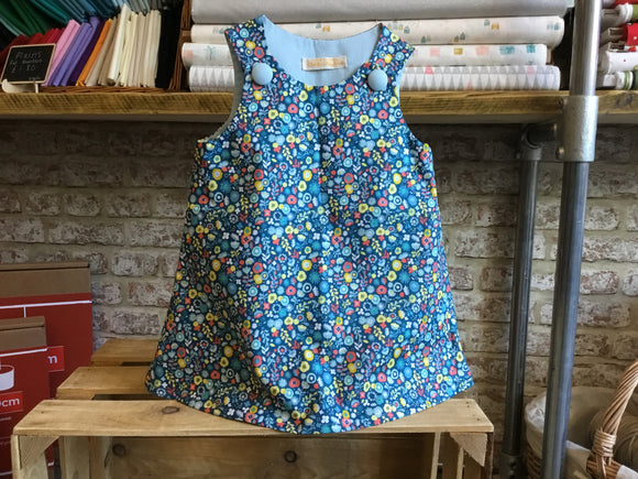 Little Girl's Dress - Wed 20th November 10.30am - 4.30pm