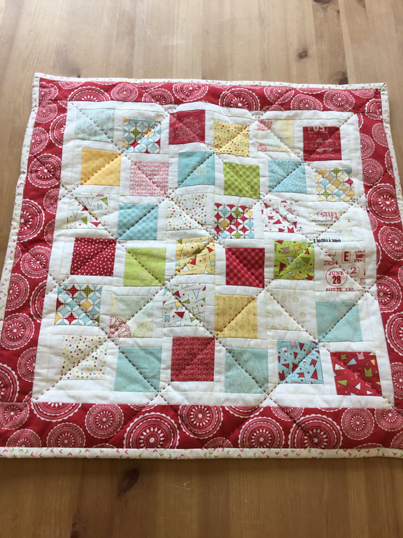 Beginners Patchwork Course Sat 22nd June & 6th July 10.30am-4.30pm