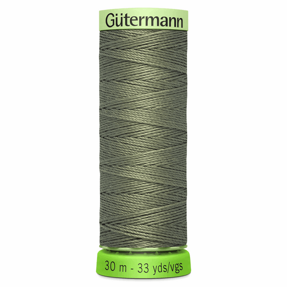 Top Stitch Thread 30m Colour 824 Recycled Gutermann