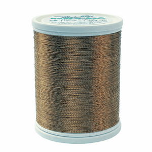 Madeira Metallic Thread No 40 - 200m - Col Copper