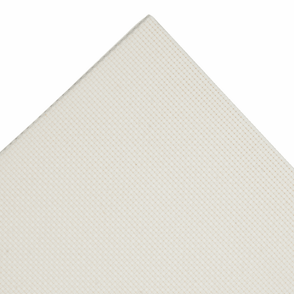 Aida Needlecraft Fabric 14 Count 30cm x 45cm Cream