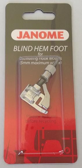 Sewing Machine Foot - Blind Hem - Janome