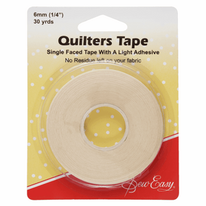 Quilter's Tape 27m x 6mm