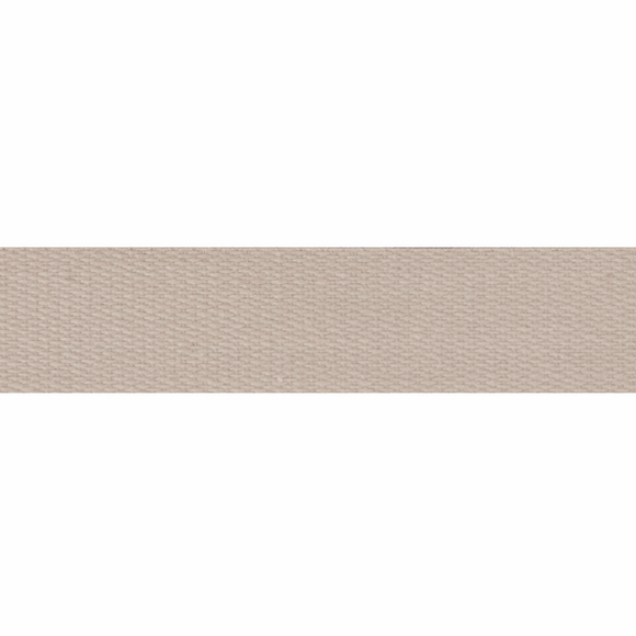 Cotton Tape 14mm Beige