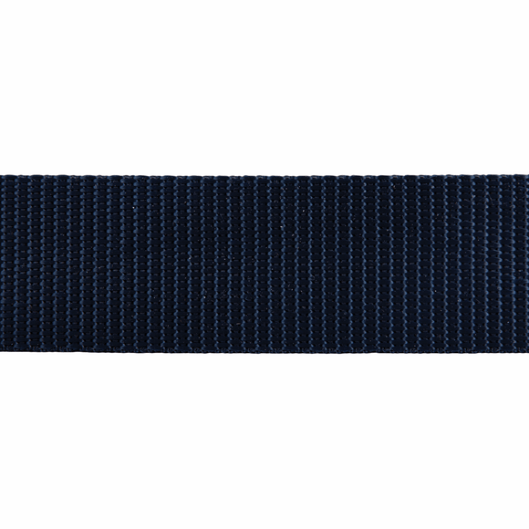 Webbing Tape 30mm Polypropylene in Navy
