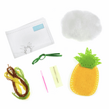 Felt Decoration Kit - Pineapple