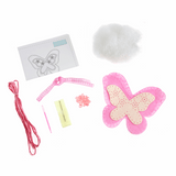 Felt Sewing Kit - Butterfly