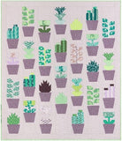 Greenhouse Quilt Pattern by Elizabeth Hartman