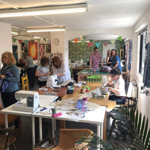 Next Steps Sewing 10 weeks from Fri 17th Jan 10.30am