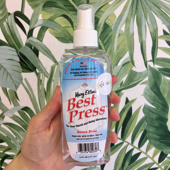 Mary Ellen's Best Press Scent-Free