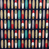 Offshore 2 Surfboard Navy by Riley Blake
