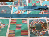 Sampler Quilt Course starts Mon 13th May 10.30am-1.30pm