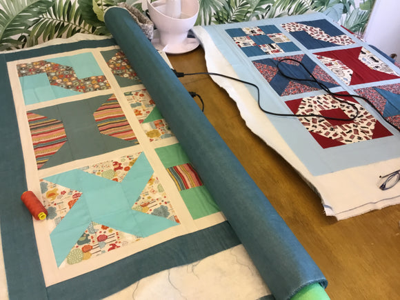 Quilt Group - Monday Mornings 10.30am - 1.30pm