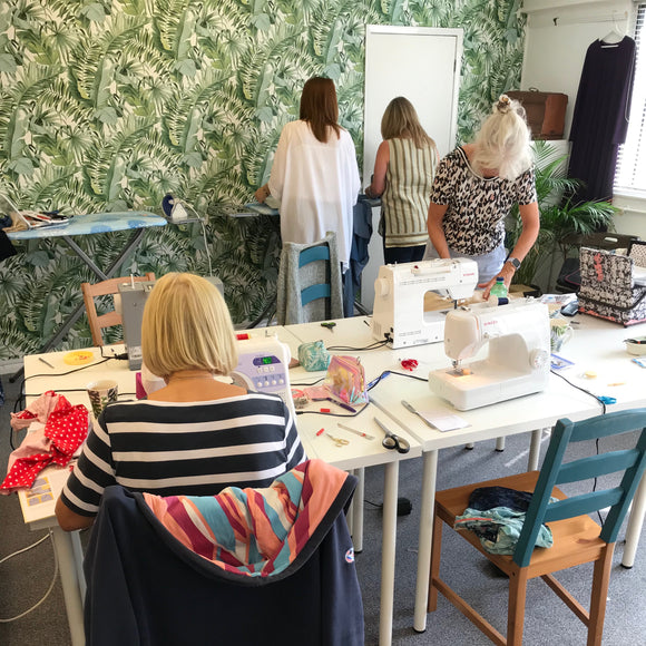 Dressmaking Class Wed 26th August 10am-1pm