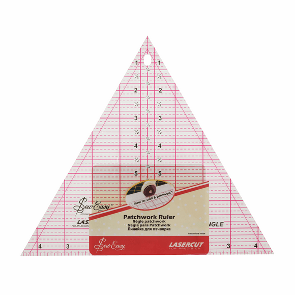 Patchwork Template 60 degree Triangle 8