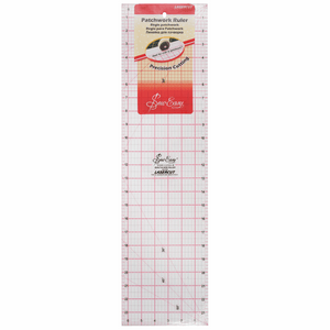 "Patchwork Template Ruler 24 x 6.5"" by Sew Easy"
