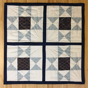 Block of the Month - Ohio Star - Mon 18th May 7pm - 9pm