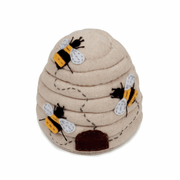 Pin Cushion - Bee Hive