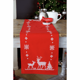 Embroidery Kit - Christmas Table Runner