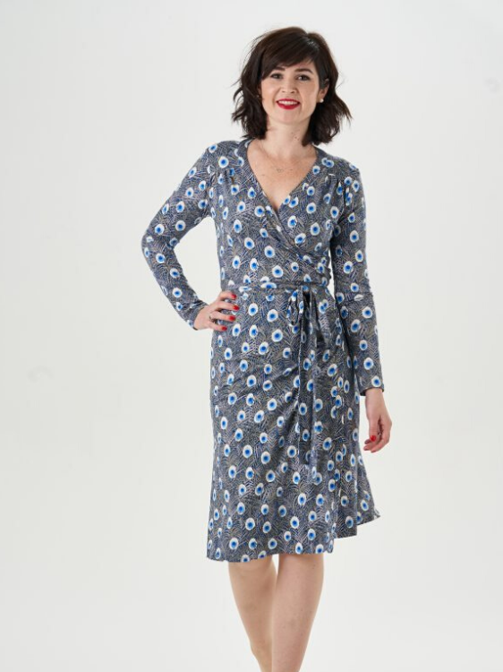 Meredith Dress Pattern by Sew Over It