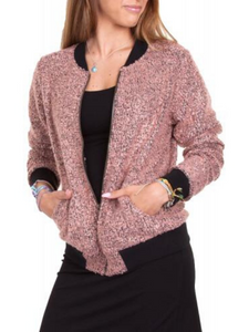 Charlie Bomber Jacket Pattern from Jalie Patterns