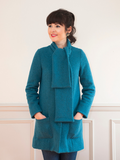 Chloe Coat Pattern by Sew Over It