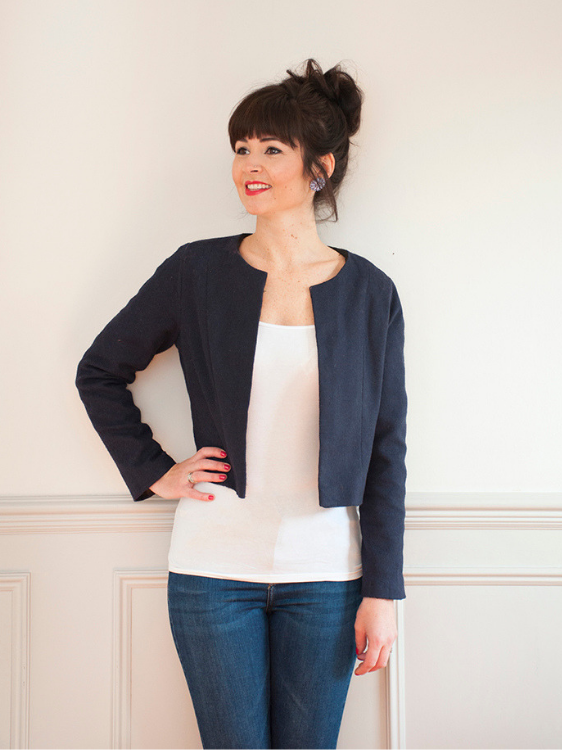 Coco Jacket Pattern by Sew Over It