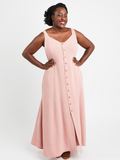 Holyoke Maxi Dress Pattern by Cashmerette
