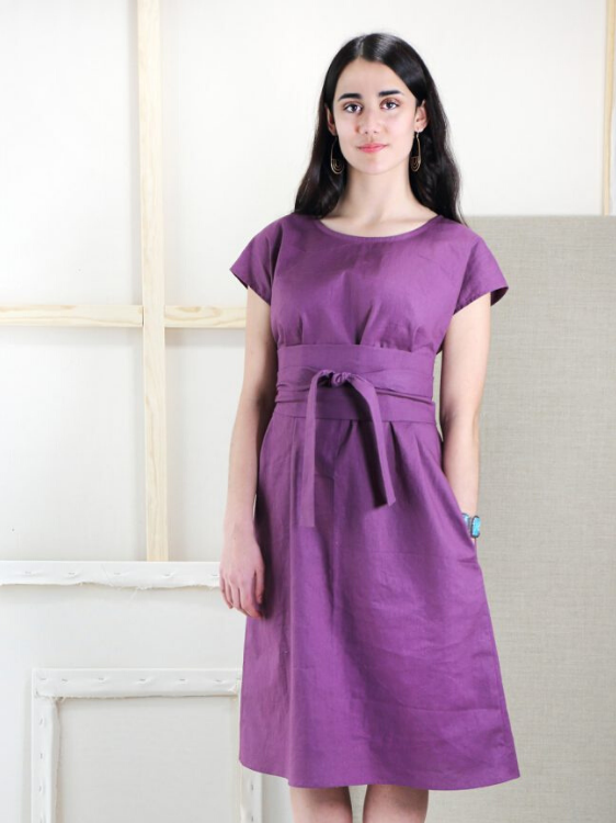 Terrace Dress Pattern by Liesl & Co