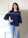Afternoon Tea Blouse by Liesl & Co