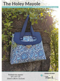 Holey Mayole Bag Pattern by Mrs H