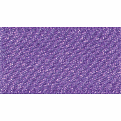 Ribbon Double Faced Satin 3mm Col 19 Purple